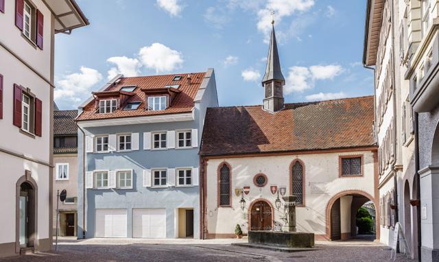Stadtwohnung Architekturbüro Musahl