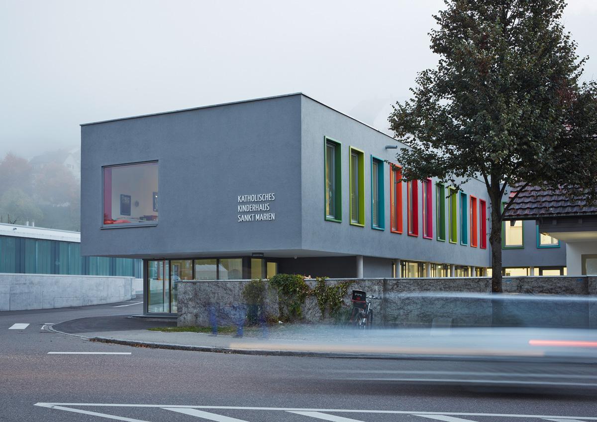 architekturbüro henning musahl waldshut kindergarten 2