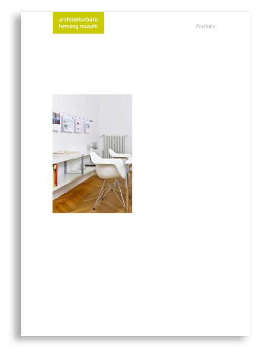 Architekturbüro Henning Musahl Waldshut Portfolio download