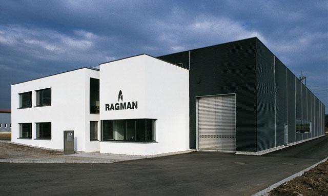 architekturbüro musahl Industriebau ragman
