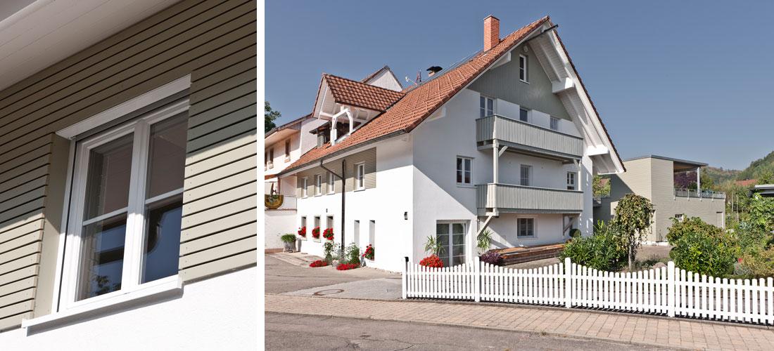 Mehrgenerationen Wohnen Dogern Architekturbüro Musahl Waldshut