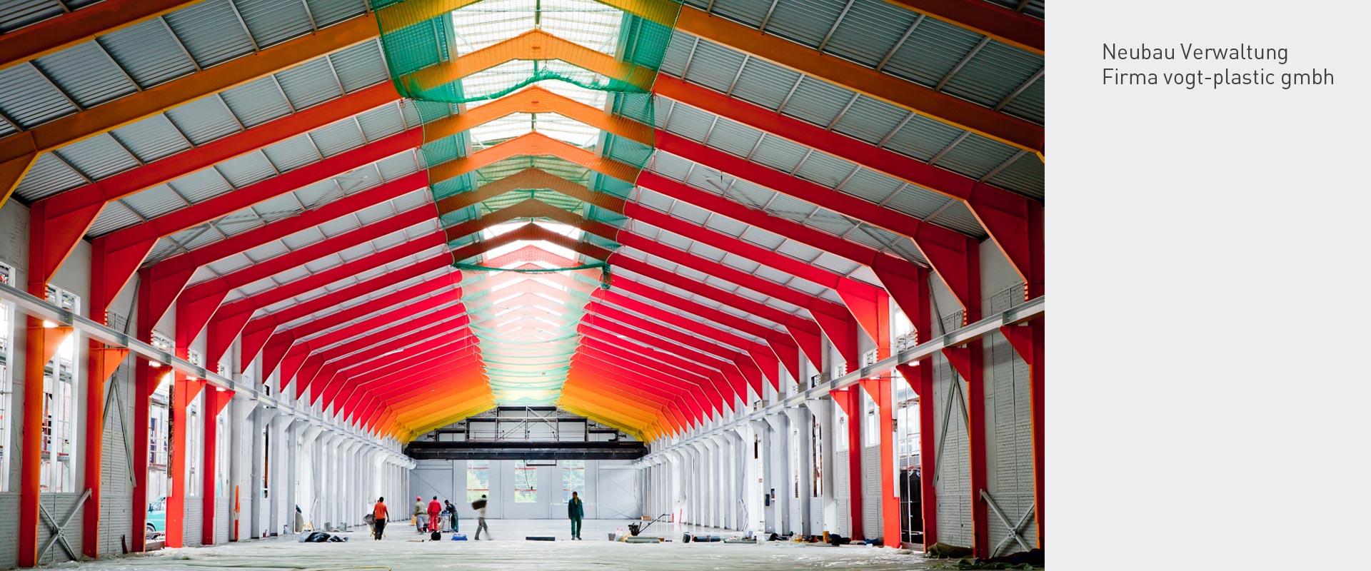 architekturbüro musahl waldshut Industriebau vogt GmbH