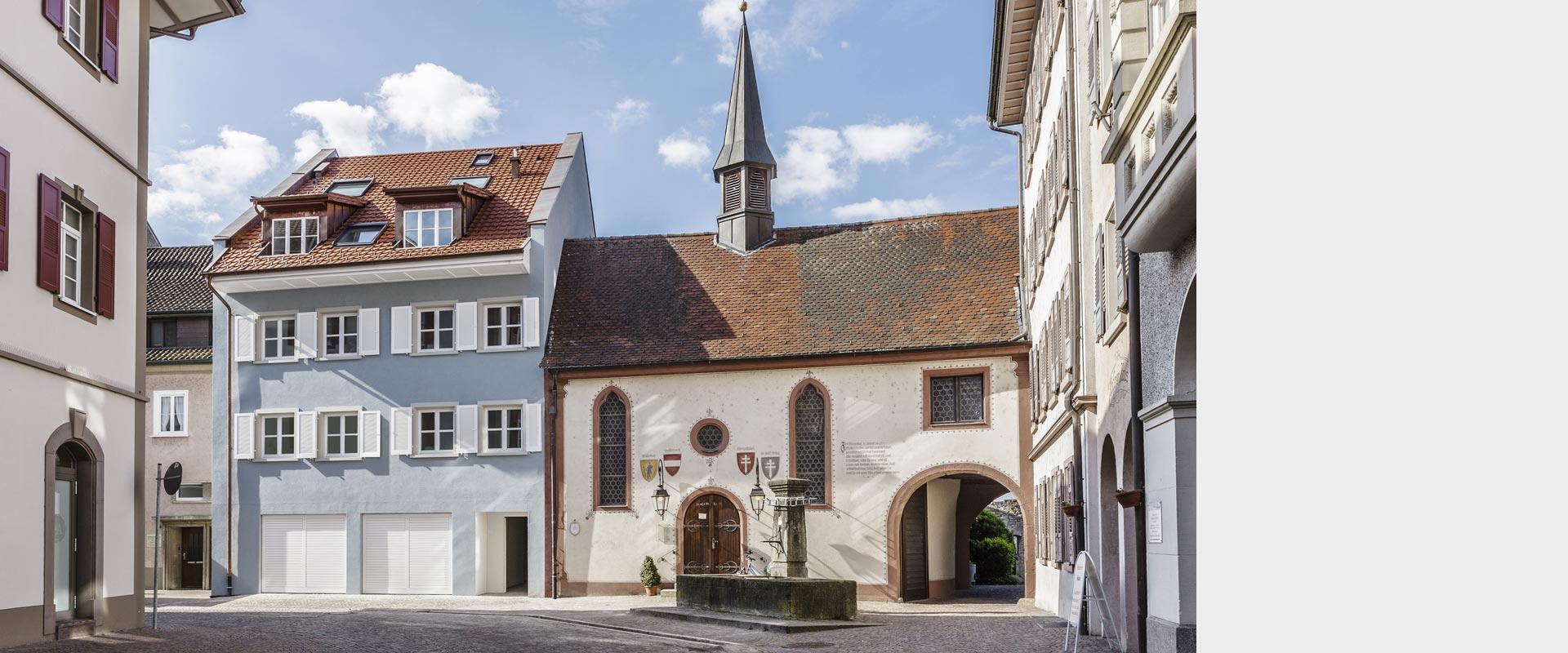 architekturbuero henning musahl waldshut Stadtwohnung