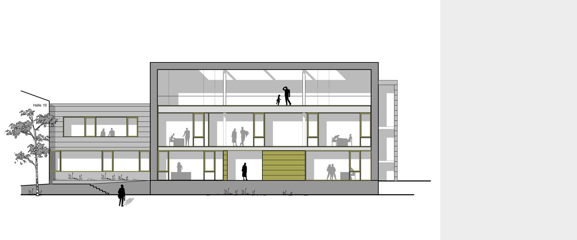architekturbüro musahl Industriebau vogt GmbH
