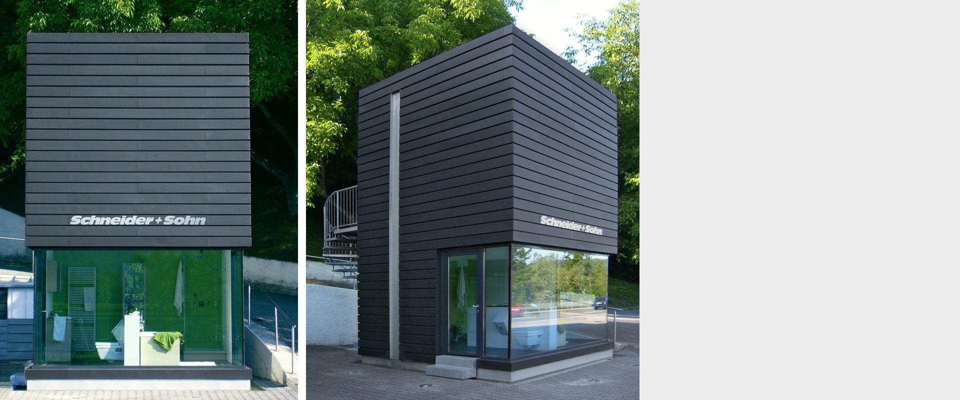 Architekturbüro Henning Musahl Waldshut Firma Schneider & Sohn Waldshut