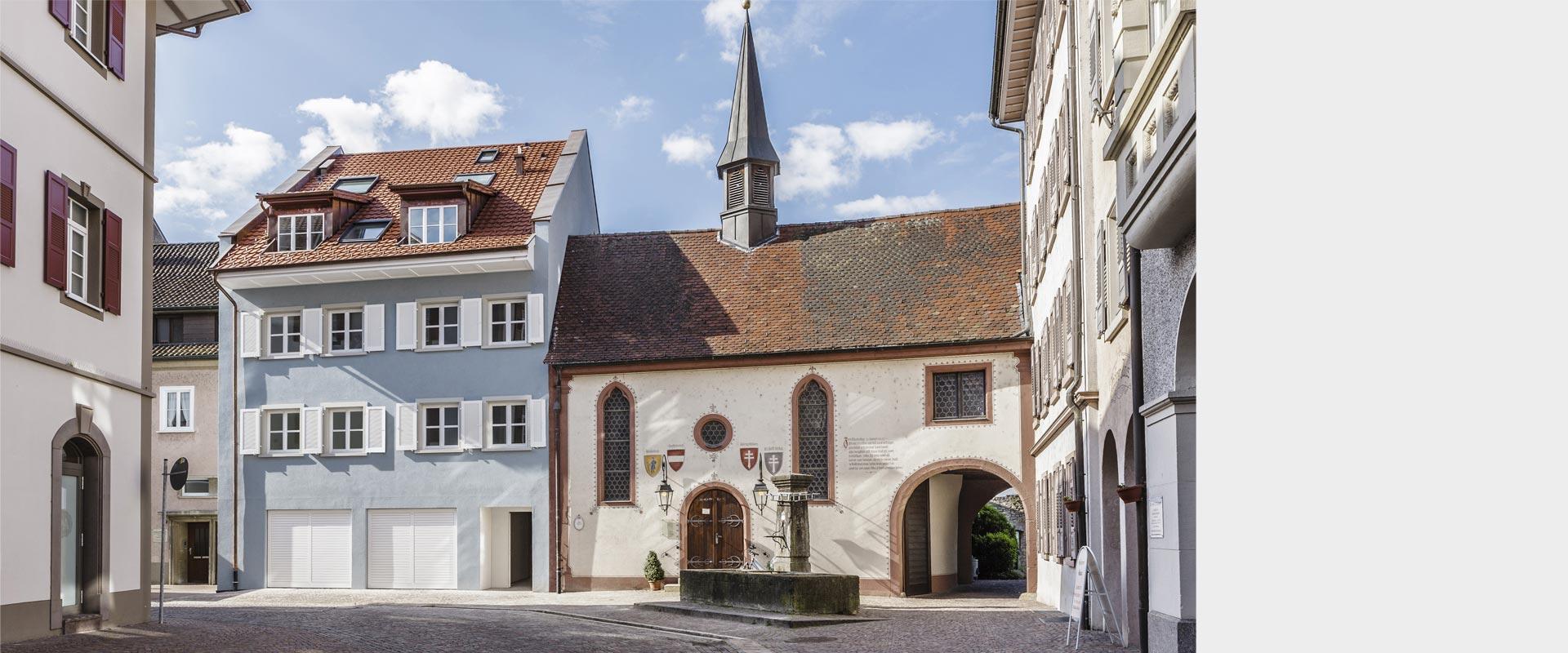architekturbuero henning musahl waldshut Wohnhaus M.