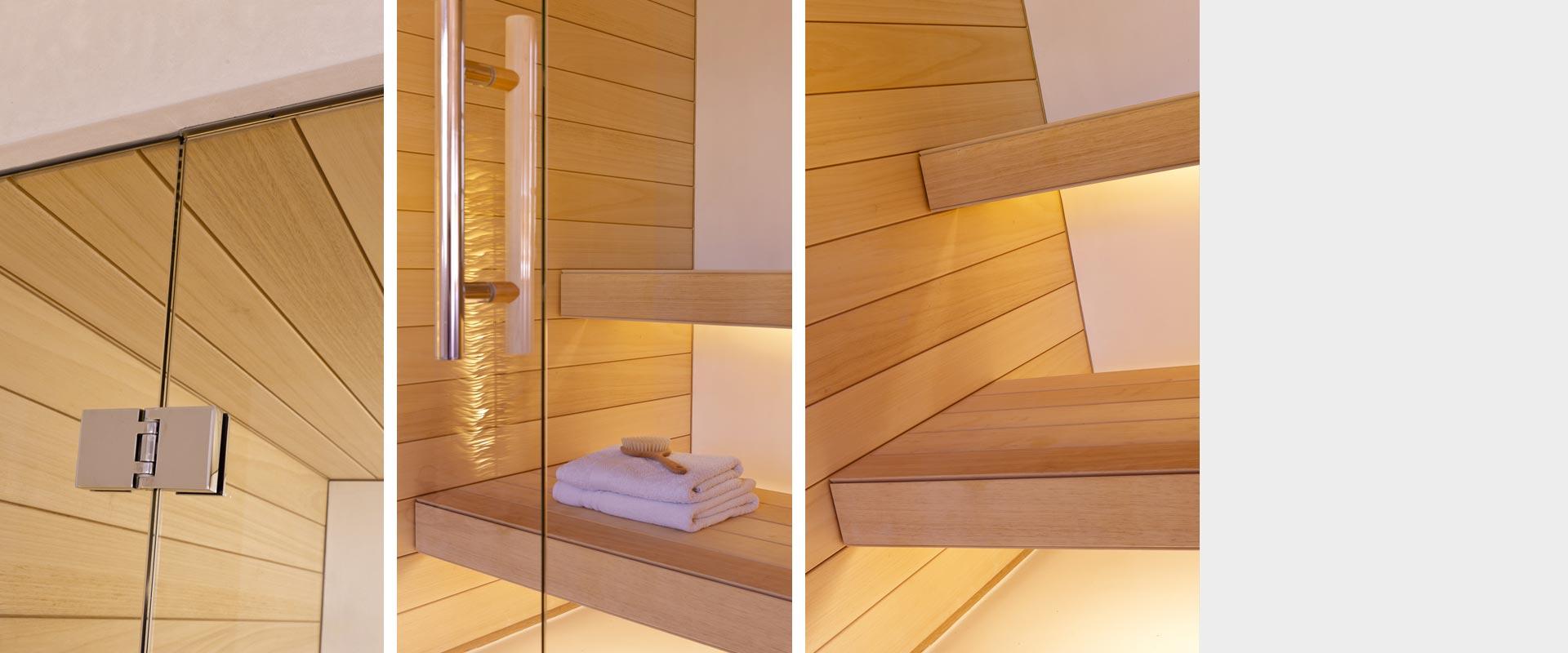 Architekturbüro Henning Musahl Waldshut Sauna Wohnhaus G. in Waldshut