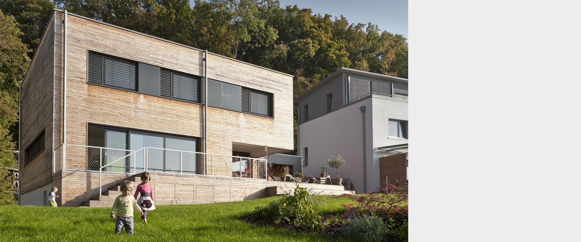 Architekturbüro Henning Musahl Waldshut Wohnhaus S. Waldshut
