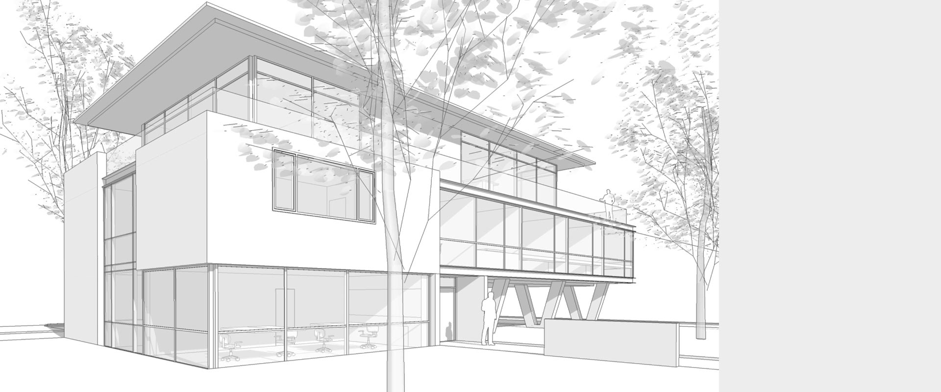 Architekturbüro Henning Musahl Waldshut Studie Zahnklinik Waldshut