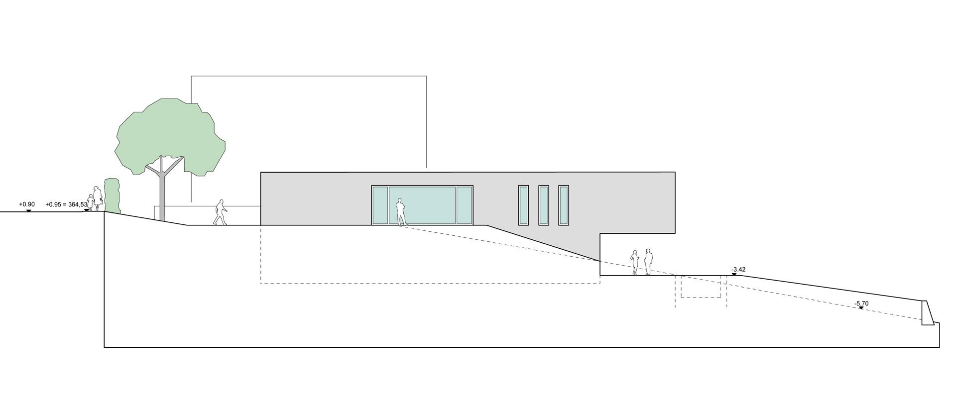 Architekturbuero Henning Musahl Studie Wohnhaus Waldshut Tiengen Oberrhein