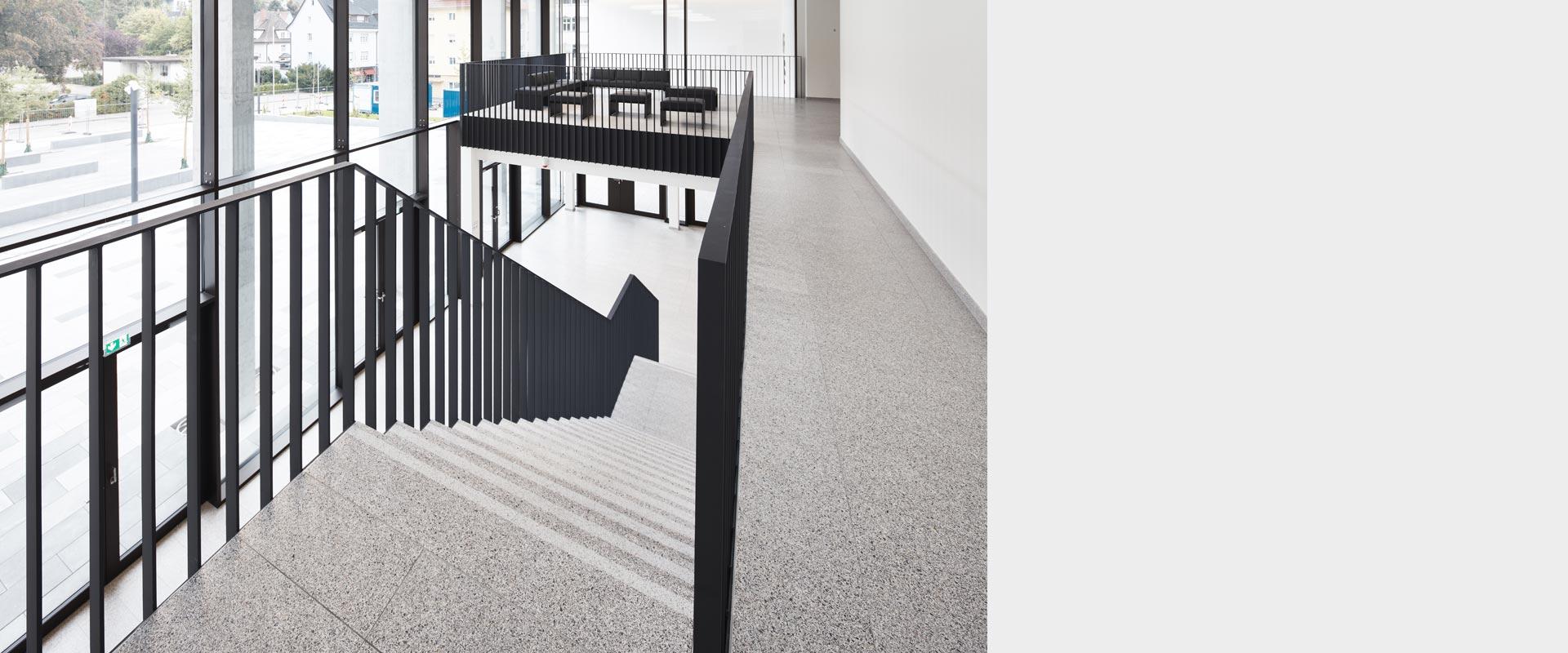 Architekturbuero Henning Architekt Musahl Waldshut Tiengen Oberrhein Stadthalle