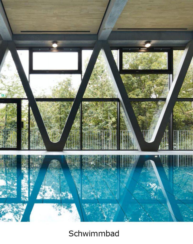 Henning Musahl Architektur Waldshut Stadthalle Waldshut-Tiengen Schwimmbad