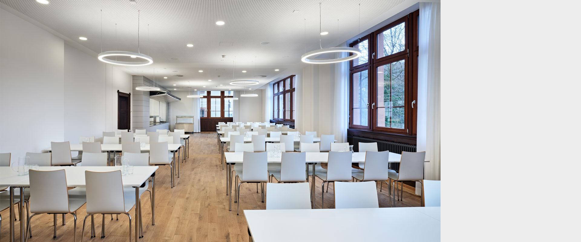 Mensa Heinrich-Hansjakob-Schule Waldshut