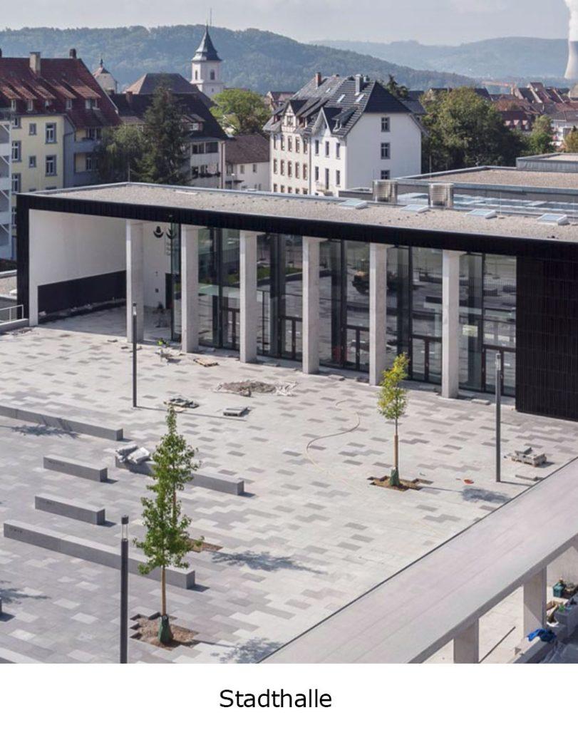 Henning Musahl Architektur Waldshut Stadthalle Waldshut-Tiengen